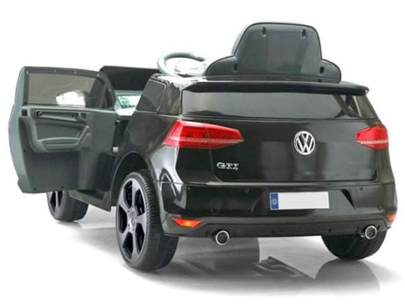 Kids Electric Cars Vw Golf Gti Official Replica Toy Motorised